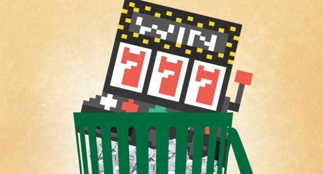gambling and video games